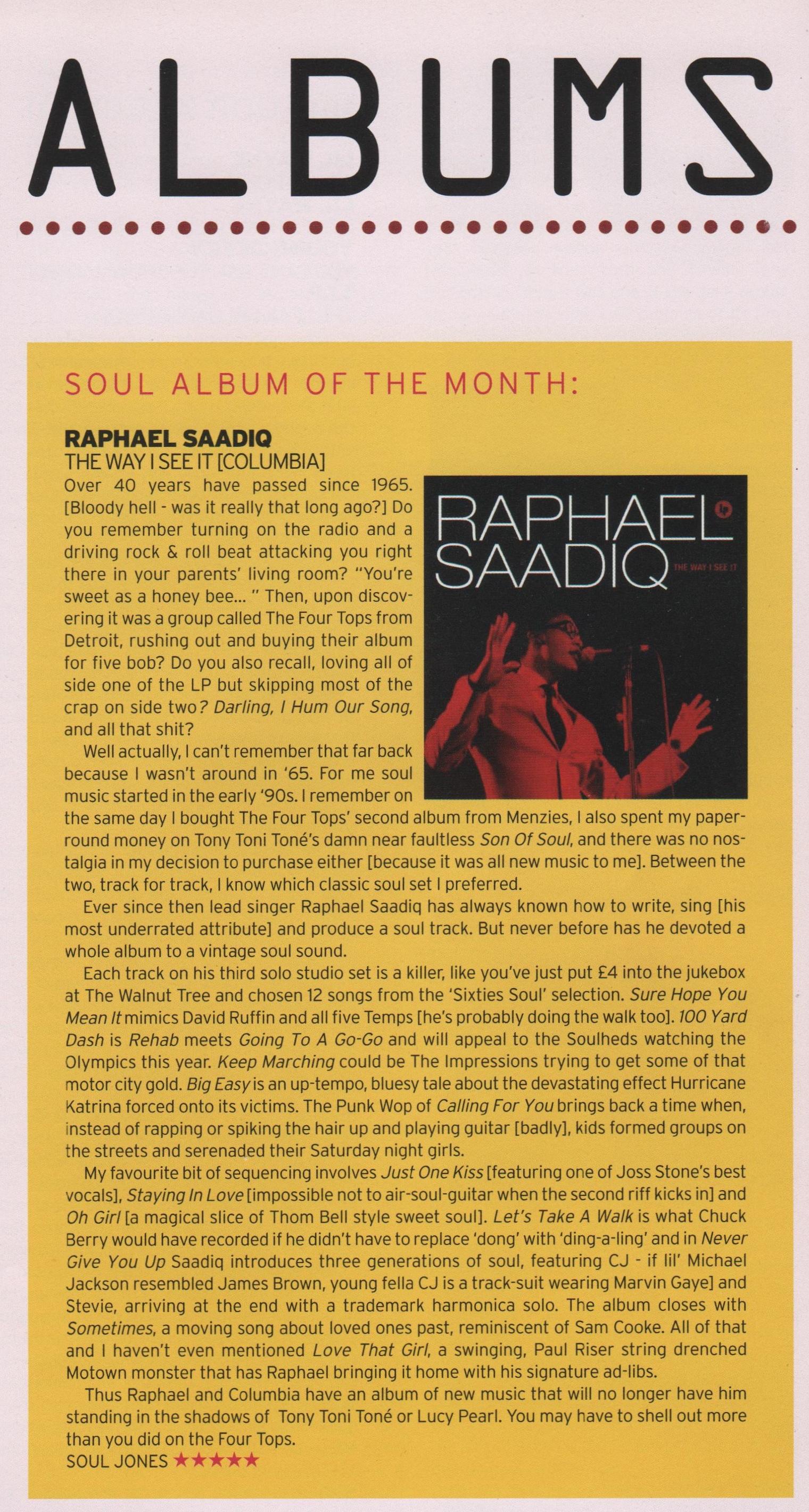 Echoes Magazine Sept 2008