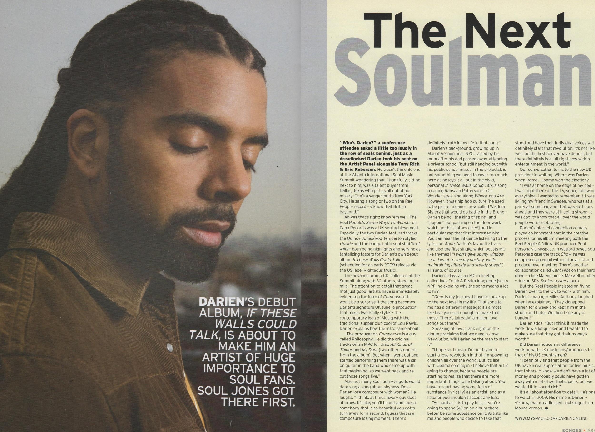 Echoes Magazine Feb 2009