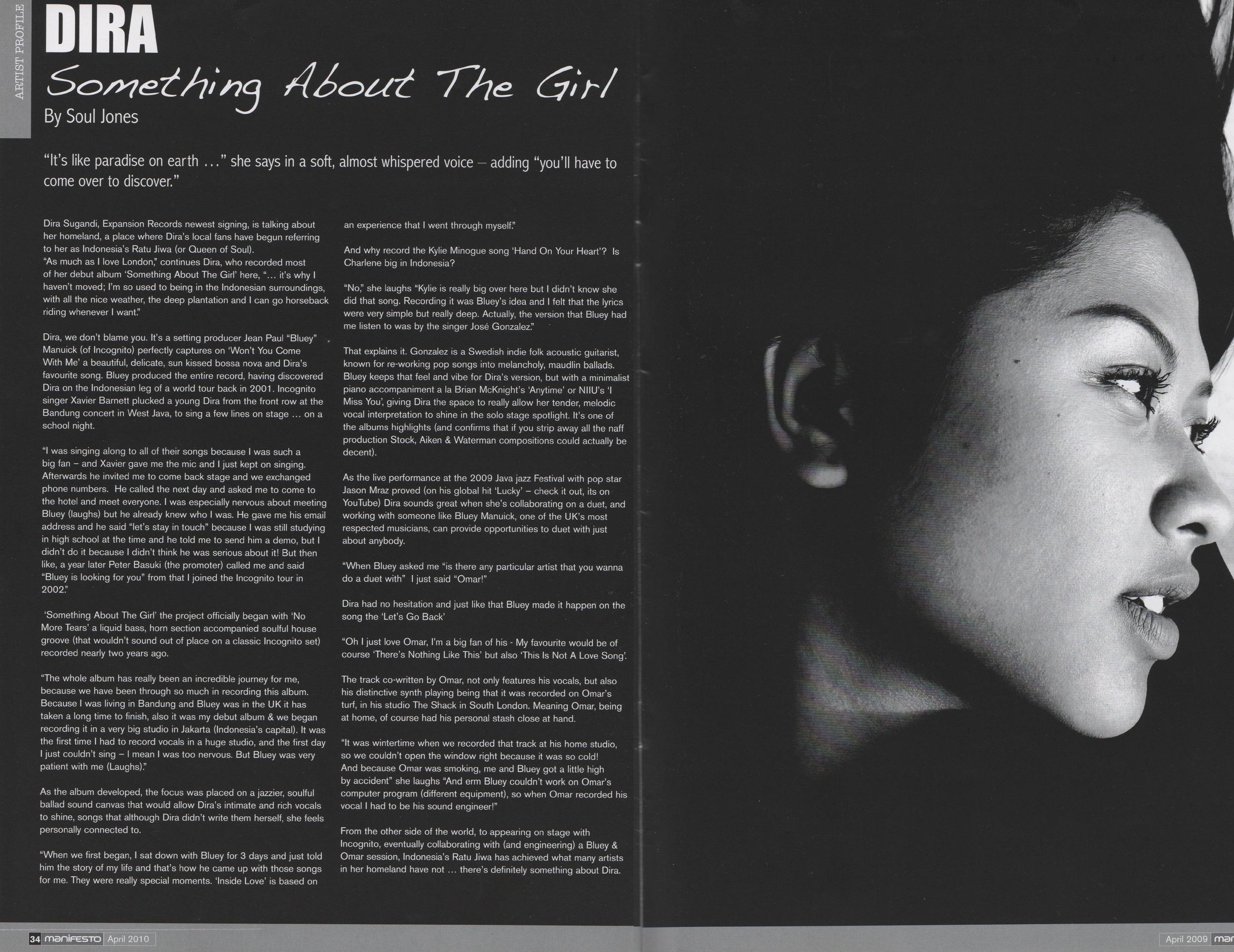 Manifesto Magazine Apr 2010