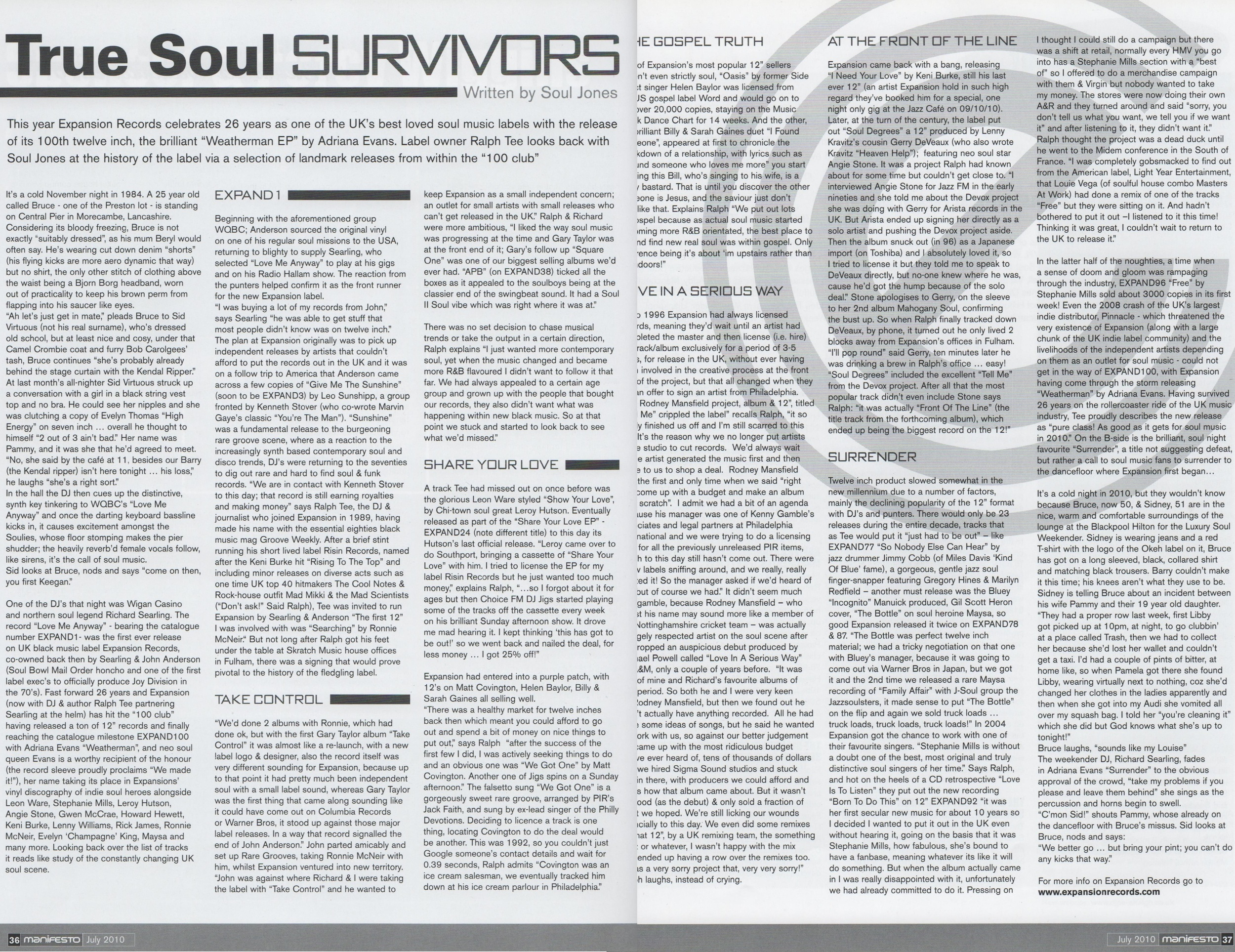 Manifesto Magazine Jul 10