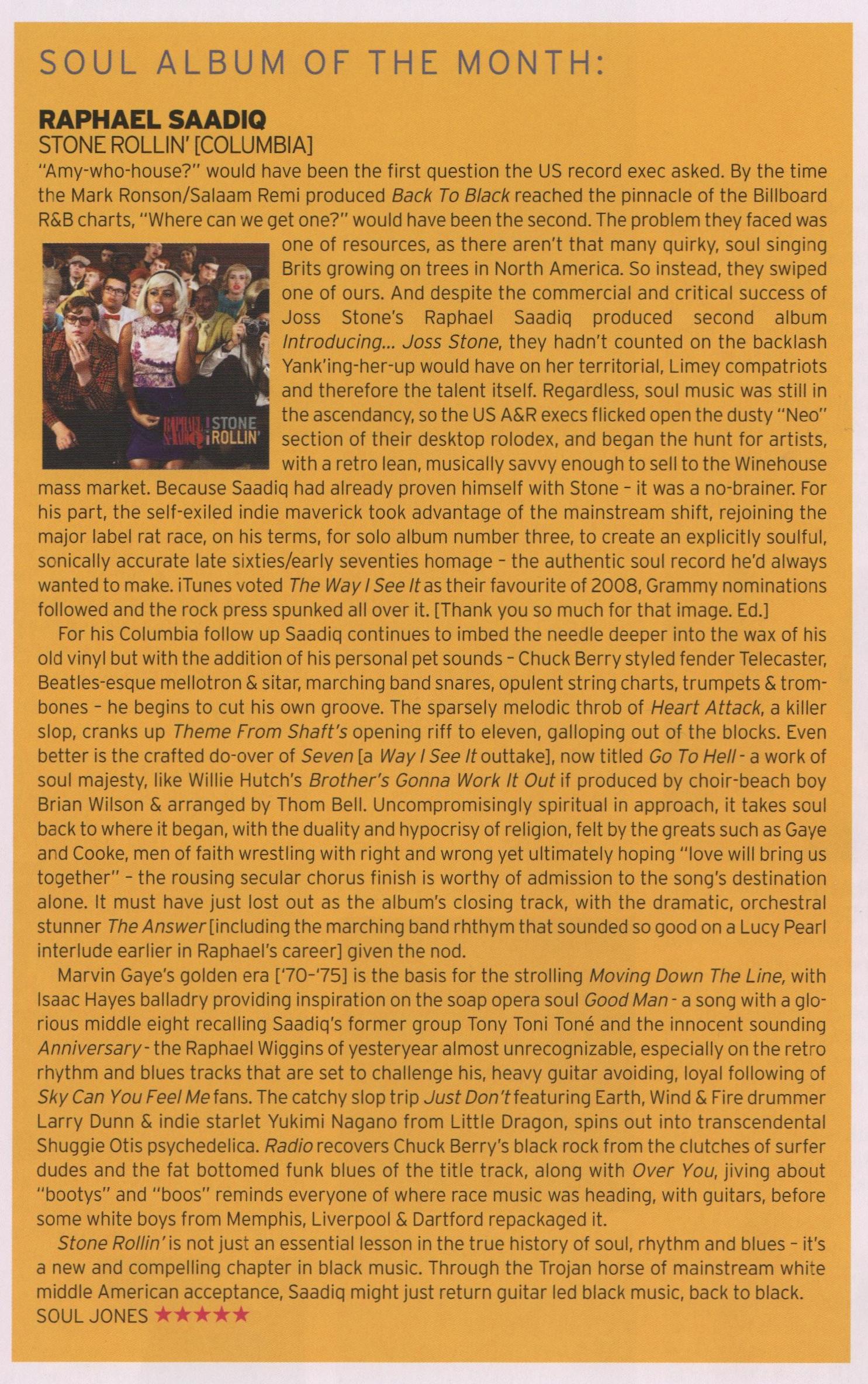 Echoes Magazine Apr 2011