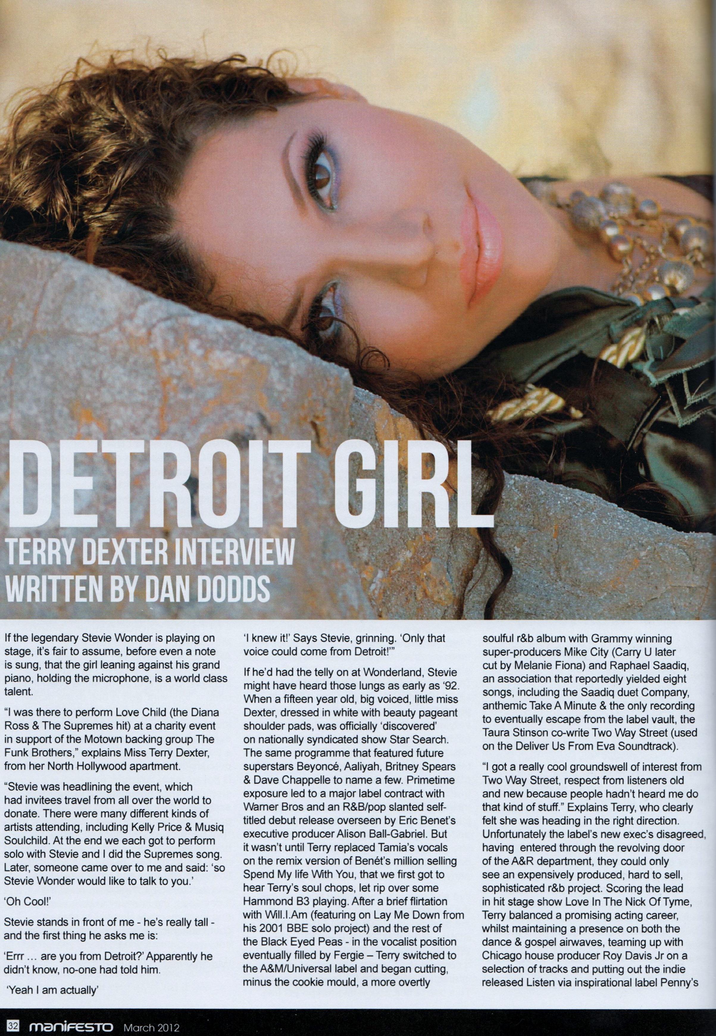 Manifesto Soul Magazine Mar 2013