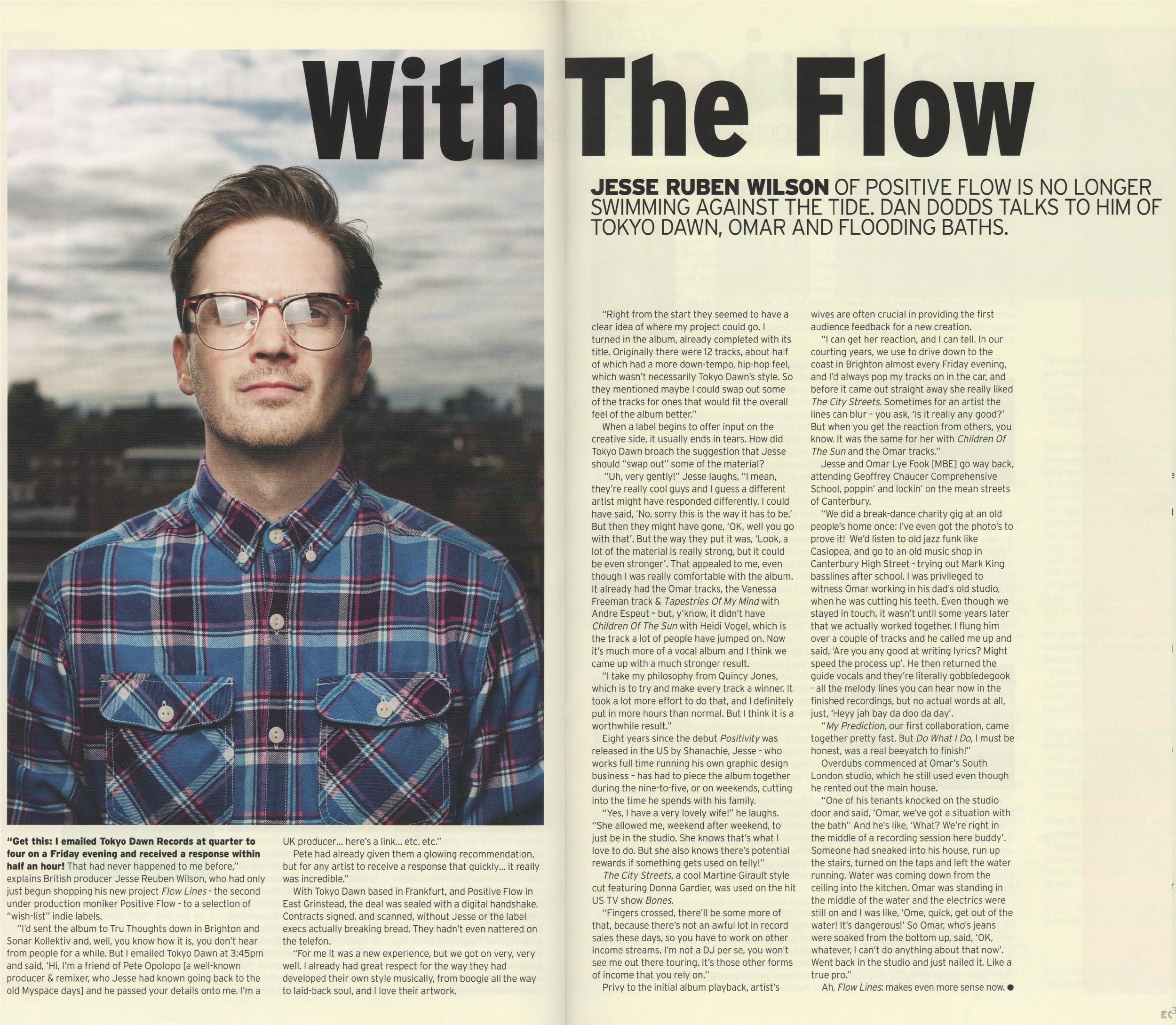 Echoes Magazine Feb 2013