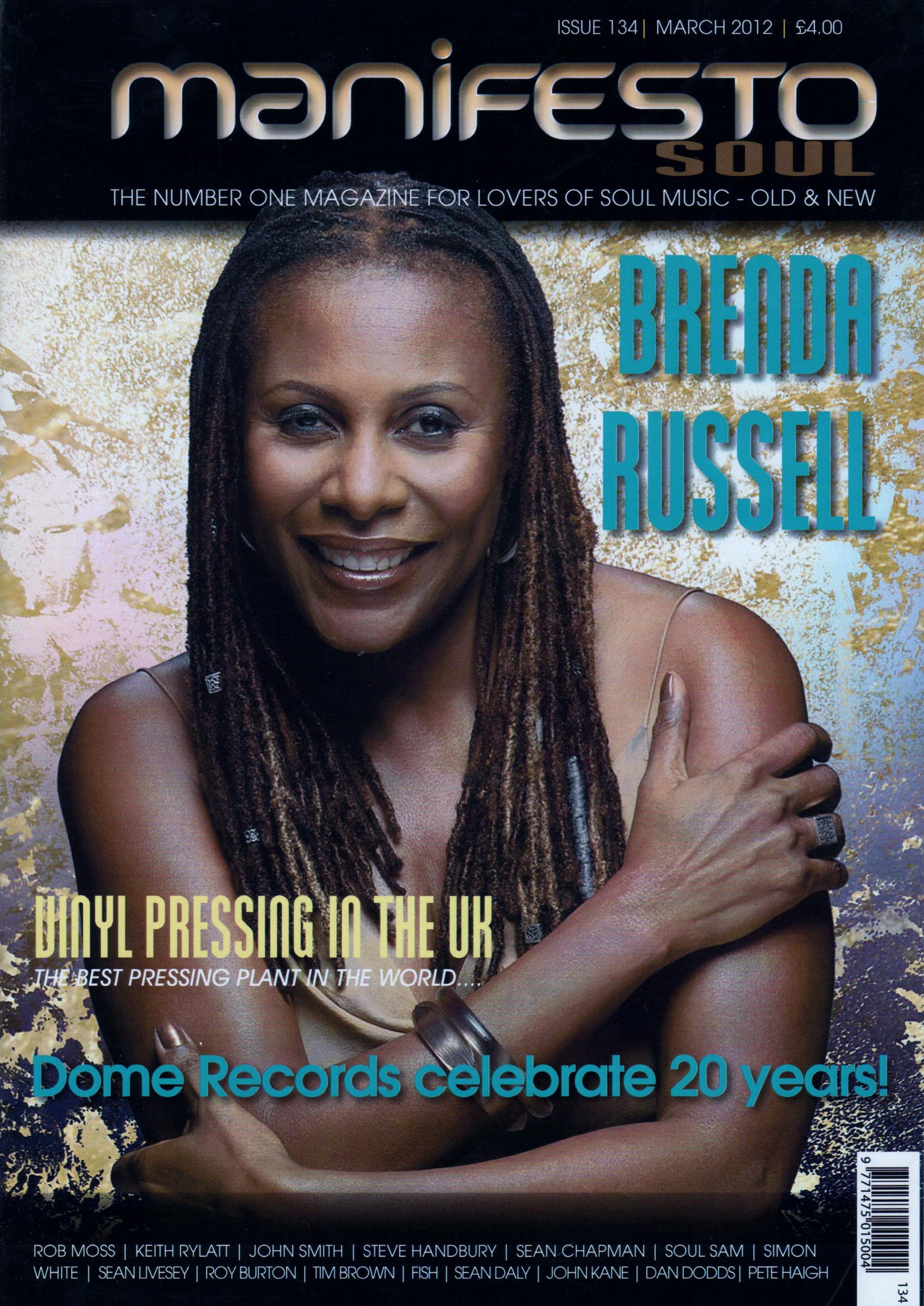 Manifesto Soul Magazine Mar 2012