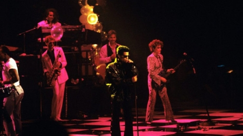 Prince & The Revolution Hit & Run Tour '86