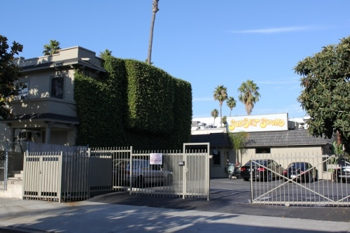 Sunset Sound Studios Los Angeles