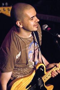 Lewis Taylor at the Bowery Ballroom, NYC