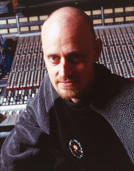 Al Stone - Studio Engineer