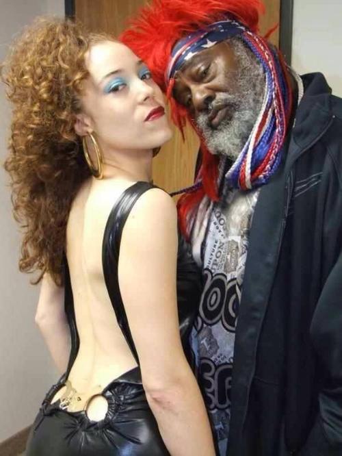 Kendra & George