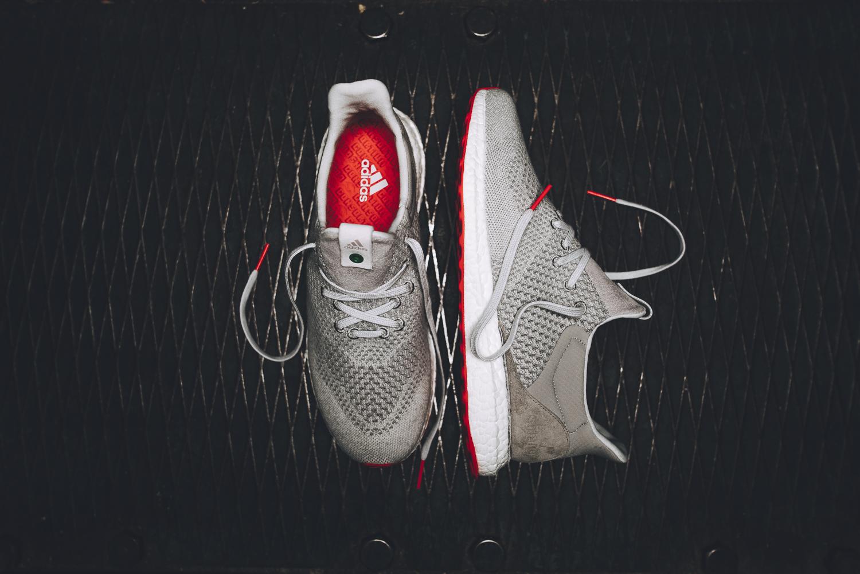 Adidas X Solebox Ultra Boost Uncaged