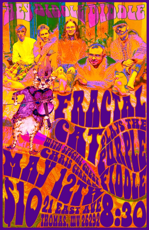 FractalCat_Poster_PurpleFiddle.jpg