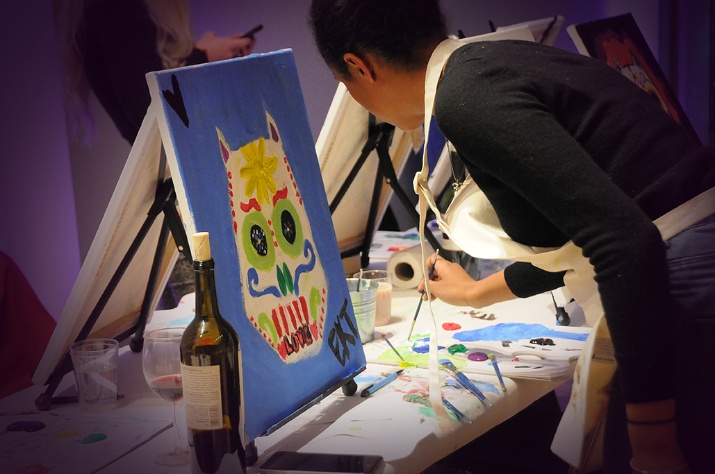 Unarthodox_PaintAndSipClass_ArtAndWine_ArtClass_PaintingClassNewYork_DateNight4