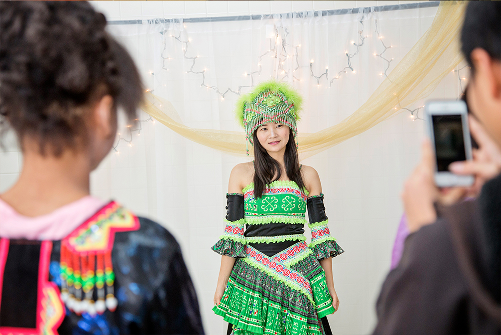 Hosting the Hmong New Year