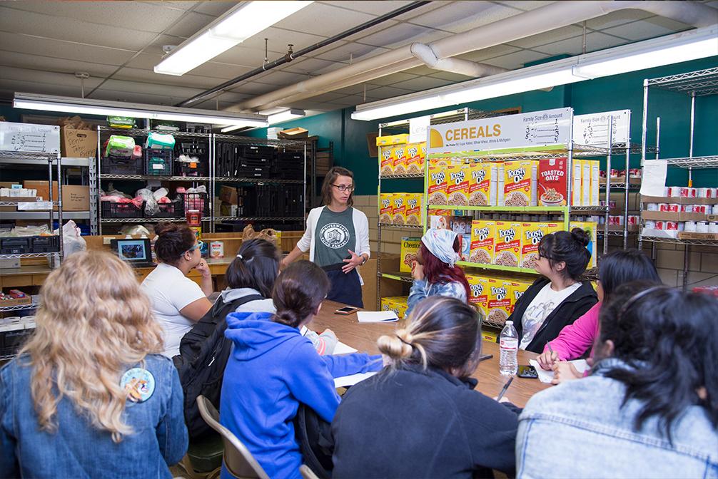 Milwaukee's Riverwest Food Pantry