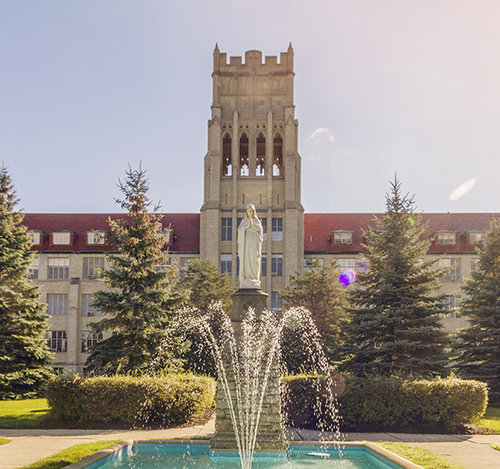 MOUNT MARY GRADUATES BOLD WOMEN - 10,497 alumnae74% of grads live in Wisconsin48% students identify as having diverse backgrounds20% of students study abroad12:1 students to faculty ratio