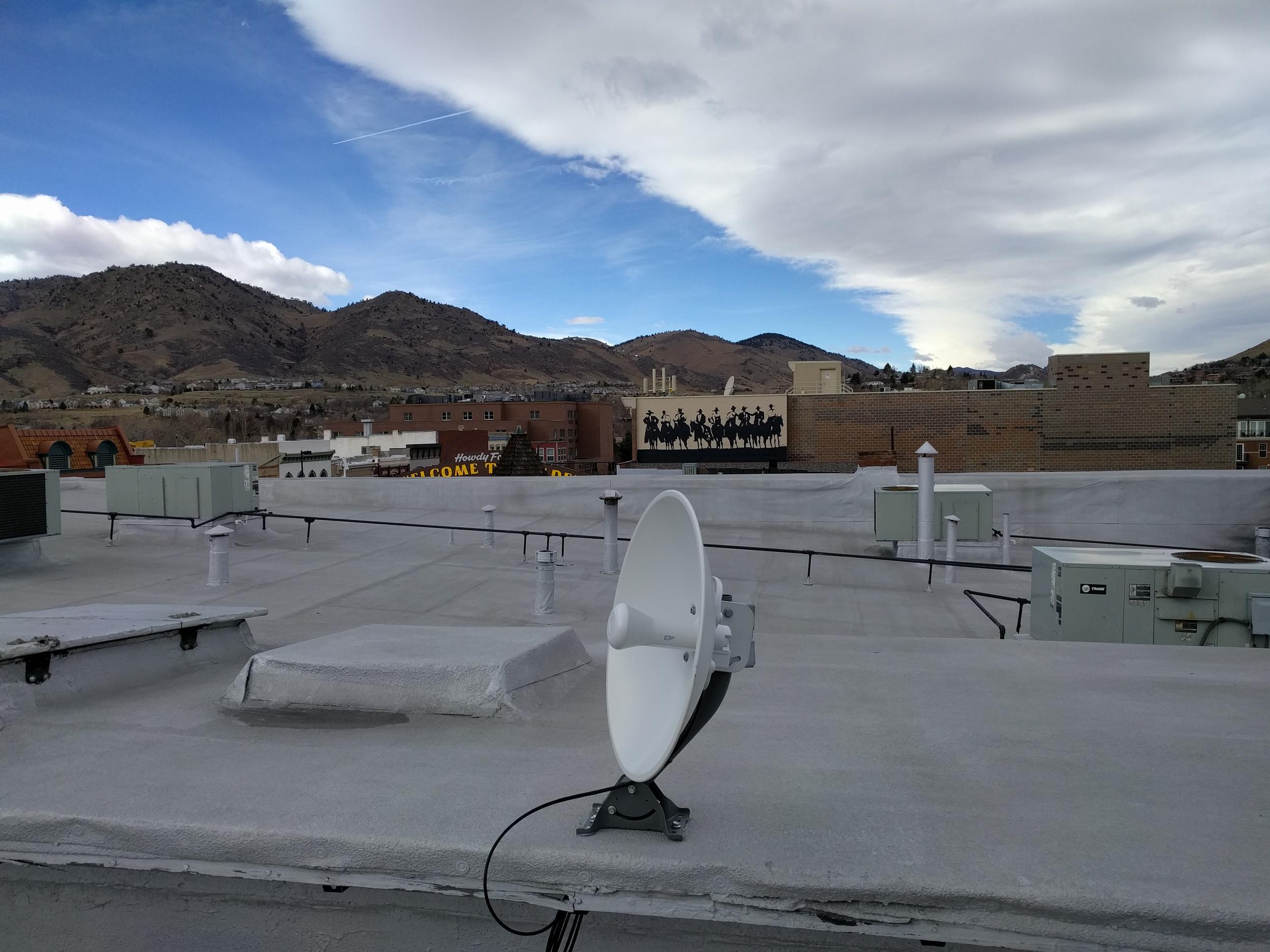1203 Washington Ave roof