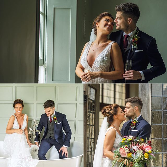 Happy 1st Year Wedding Anniversary to this stud of a man who is not only my man of dreams but some of my family & friends too 😂  Its been the best year of my life and I'm sad we can't go back and celebrate it all over again. I can't wait to see what the future holds for us. No doubt exciting times with you on my arm. I love you to pieces and can't wait to spend the next few days reminiscing of our first year of marriage in the wonderful Lake Como.  You rock my world!!!!! 💓