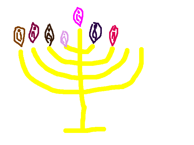 Ciao Cunt Lovers!   HAPPY VAGINUKAH NIGHT 6! The sixth miracle of vulvas:    The vagina is tilted at roughly a 130-degree angle.  Making it Obtuse, in purely mathematical terms, but - I would argue - Acute in many others.