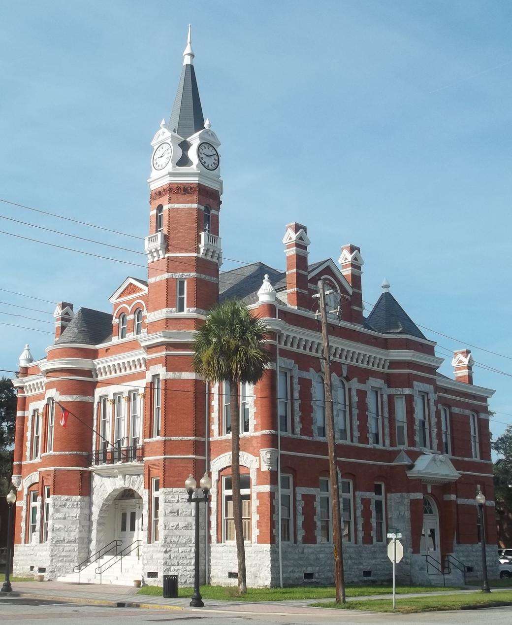 Brunswick Courthouse