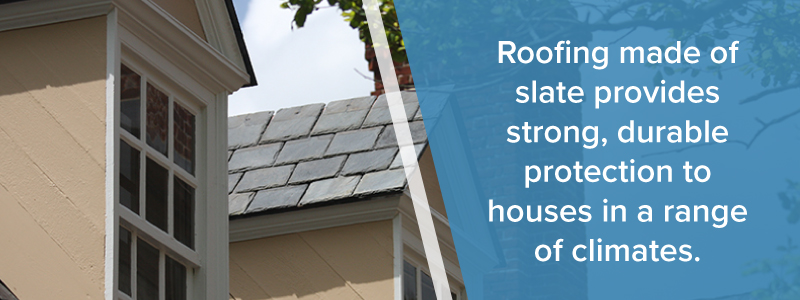 slate roofs over time