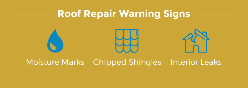 The benefits of repairing your roof