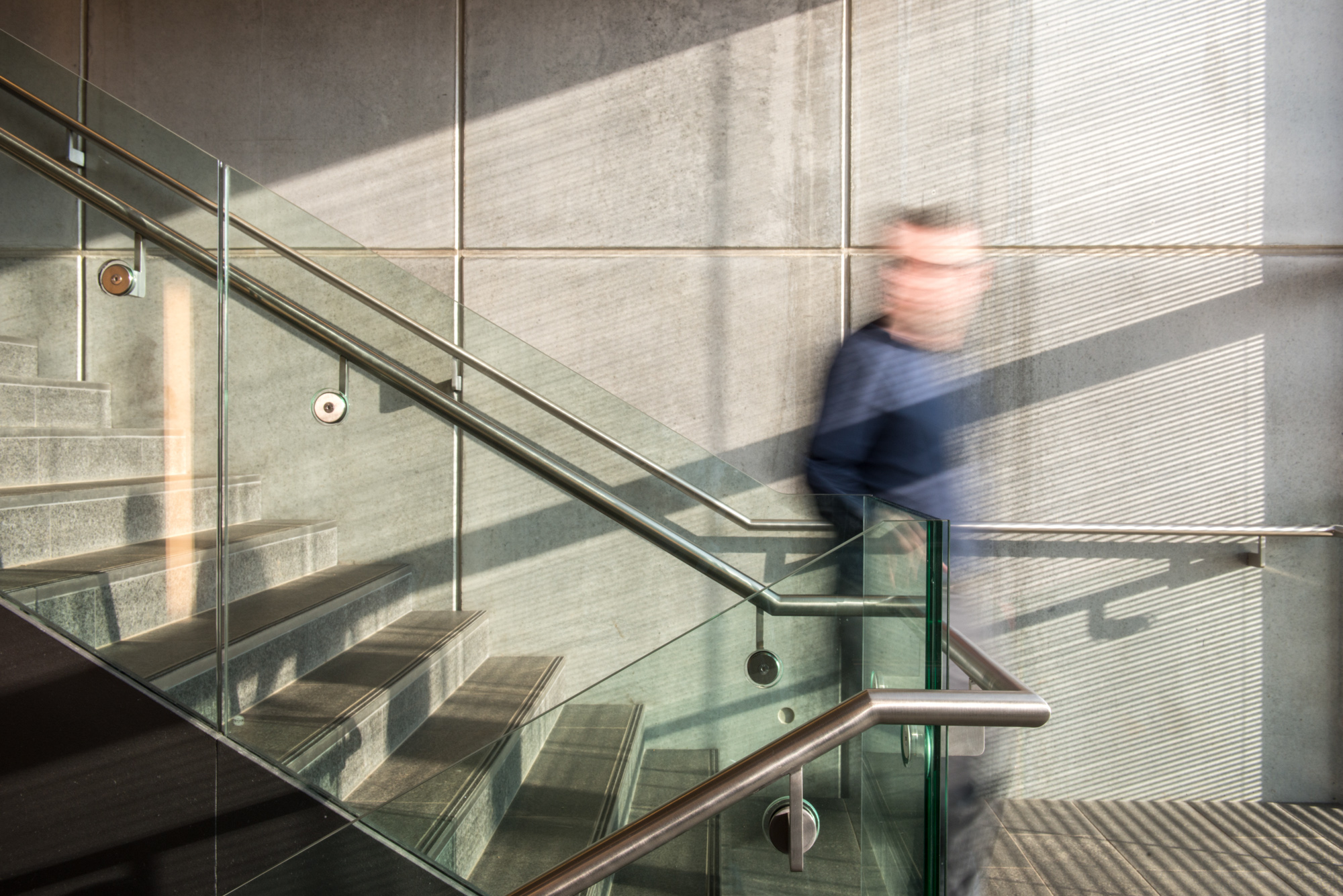 John Henry Brookes Building - Design Engine Architects Architectural Photographer Richard Stonehouse