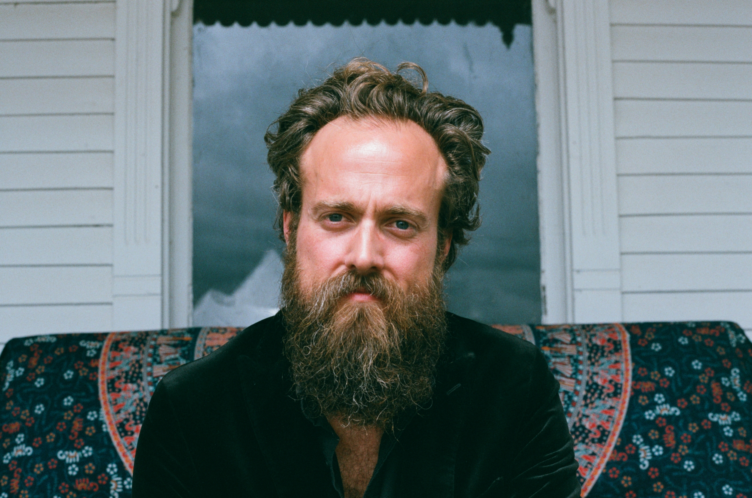 \ SHORT /   Sam Beam of Iron & Wine on his U.S. Tour so far  Pilgrimage Music & Cultural Festival – Franklin, TN – 9/27/15