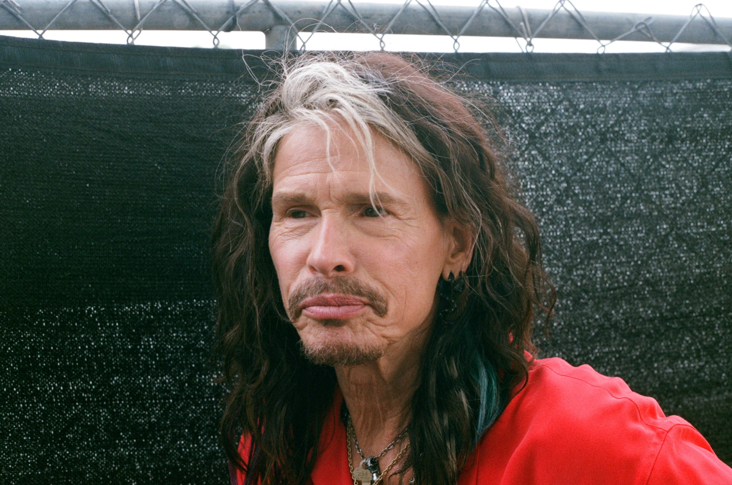"When explaining Tour So Far to him (there were many other photographers huddled behind the pair of us itching for a picture as well) he told me ""oh dude just shoot."" That's far more than enough for me.  Steven Tyler  Pilgrimage Music & Cultural Festival – Franklin, TN – 9/27/15"