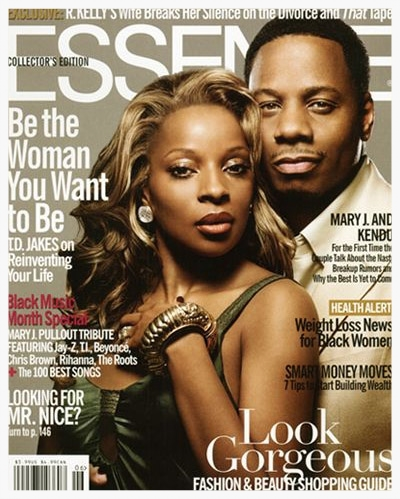 Mary J. Blige & Kendu Williams