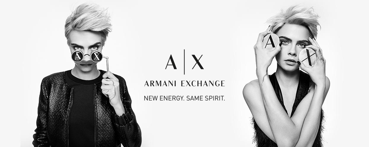 Armani Exchange F/W 2017/18 Campaign