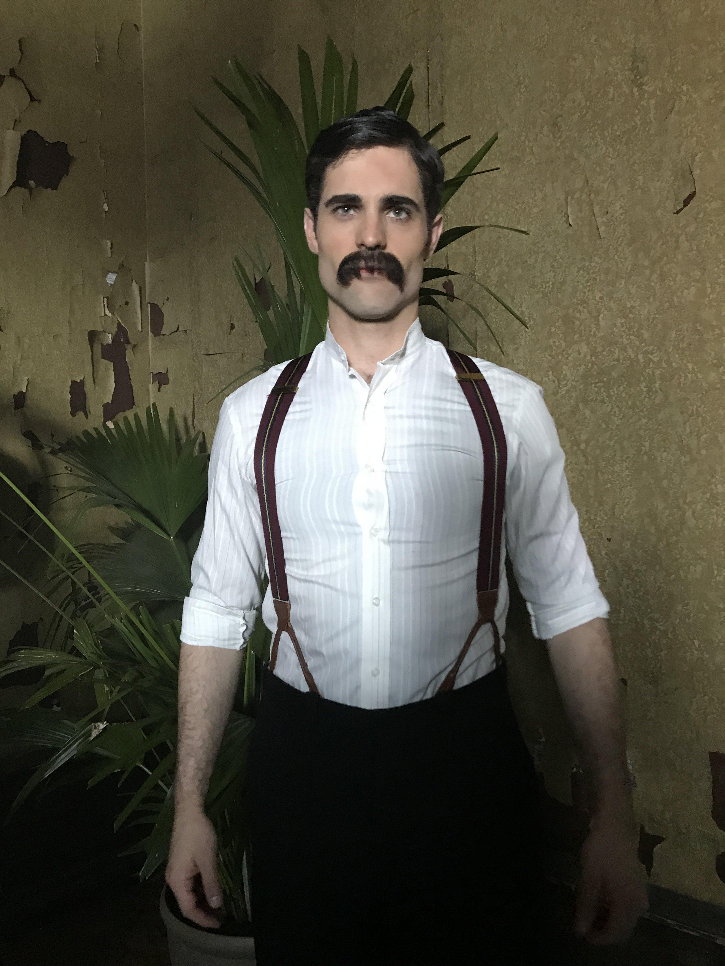American Ripper / 19th Century Costume