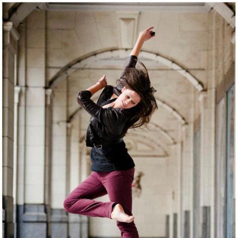 Michelle Godin – Dancer