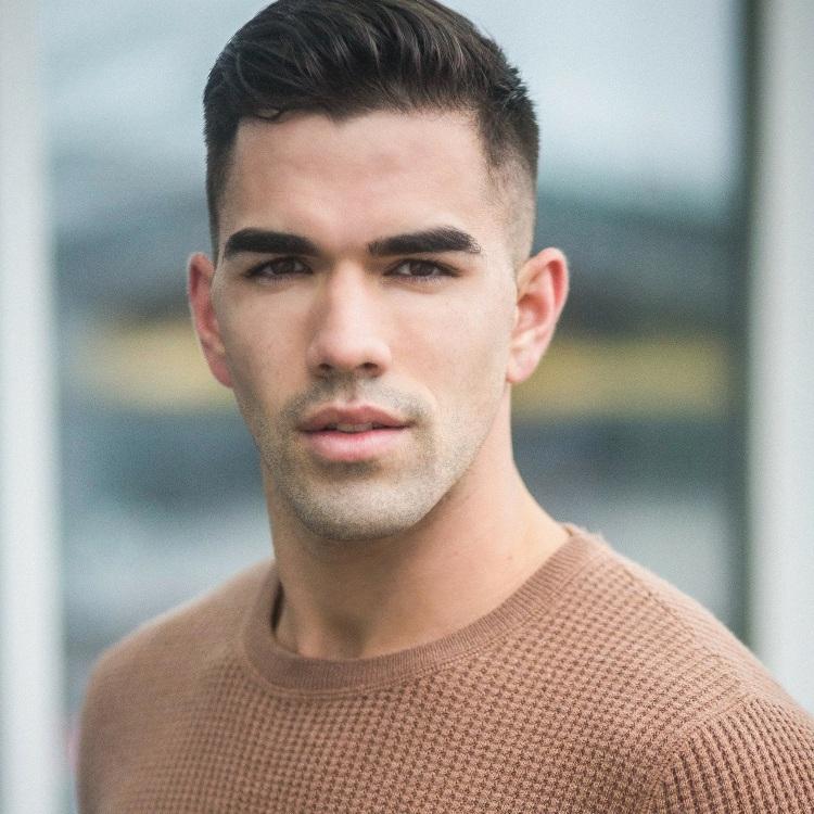Raymond Jordan Johnson-Brown - Dancer/Model