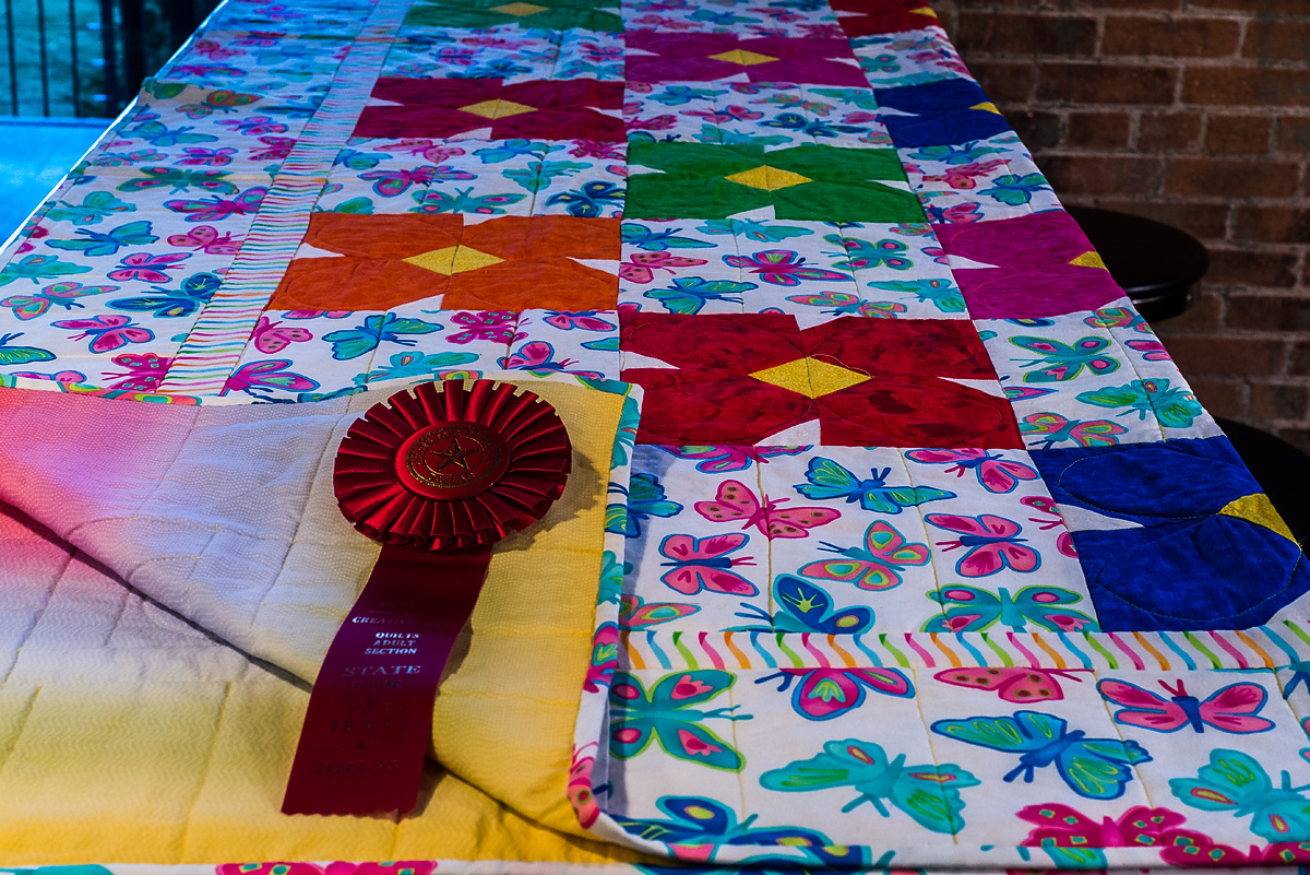 2013 2nd Place State Fair Of Texas Winner