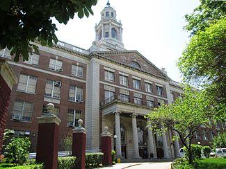 Educational Campus exterior.