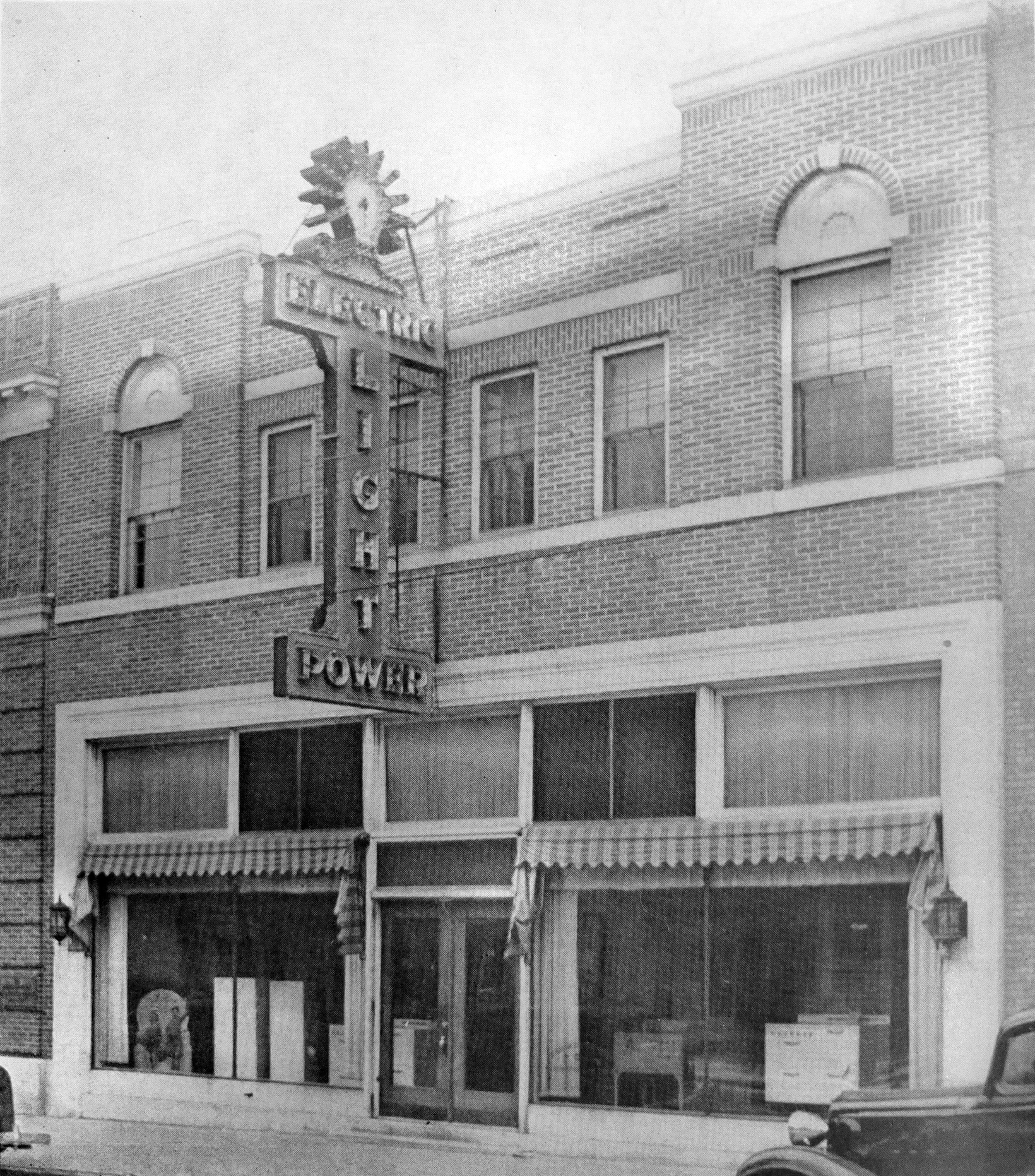 Historic photo of 14 North Pearl Street