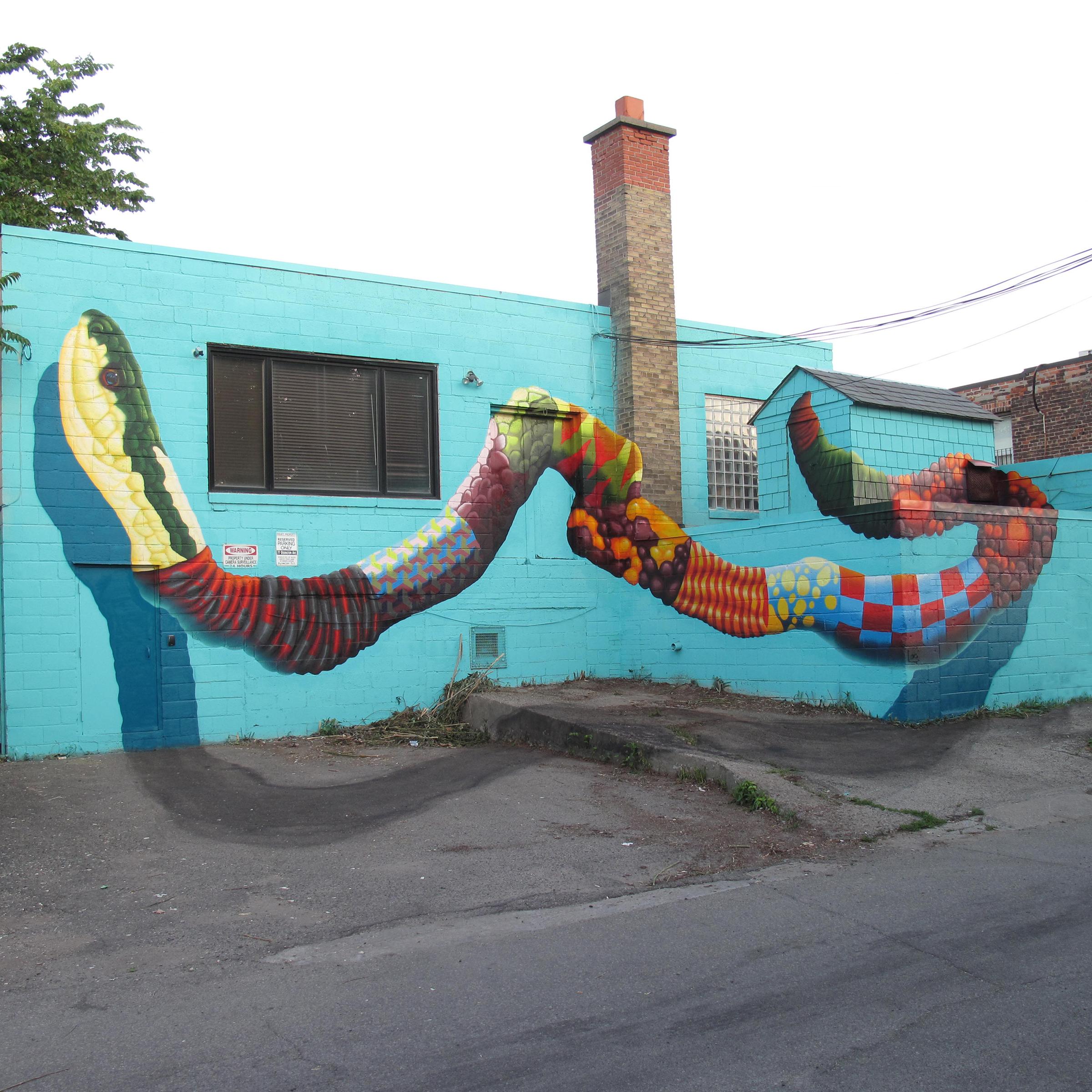 Butler Garter Snake by BIRDO (TO)