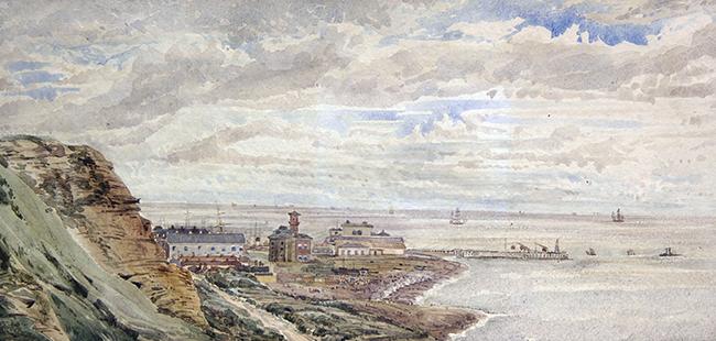 British School   Folkestone Harbor, Kent