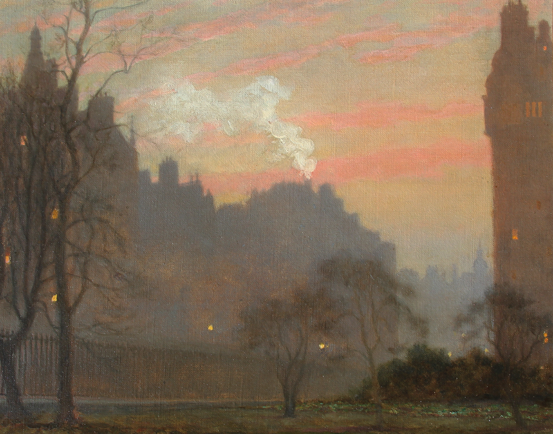 Sir Arthur Temple Felix Clay | Kensington High Street, London