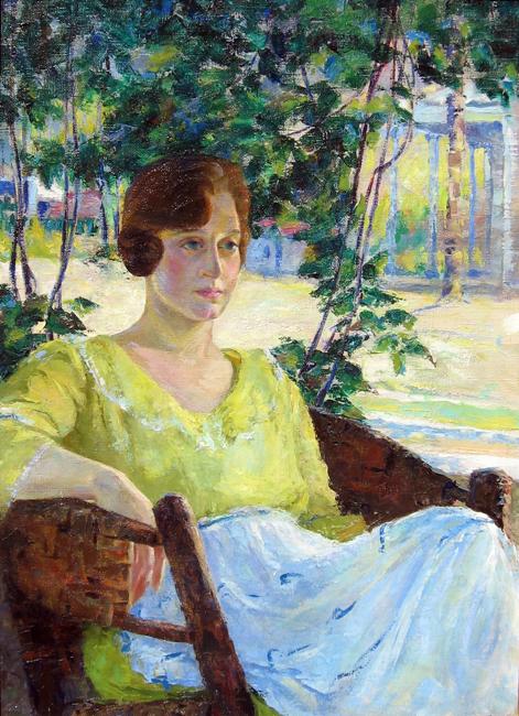 Louise Eleanor Zaring | A Portrait of Eleanor
