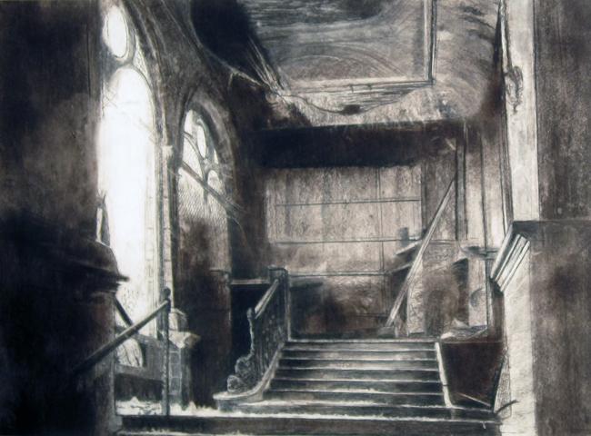 Michael Davis | Abandoned Interior