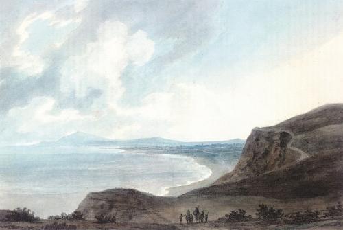 JOHN ROBERT COZENS, Fano on the Adriatic  (1782)