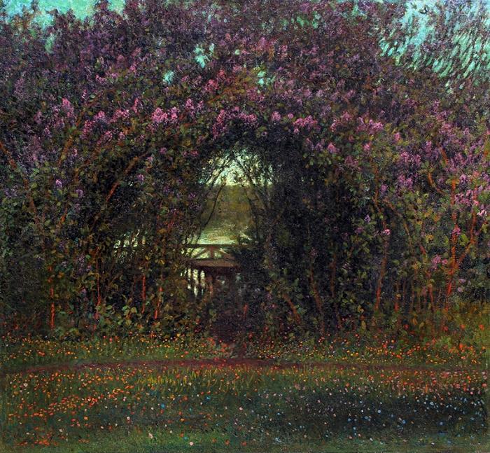 Anselm Schultzberg | The Secret Garden