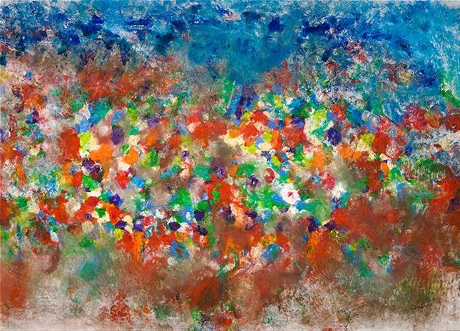 Nancy Ivers | Field of Poppies