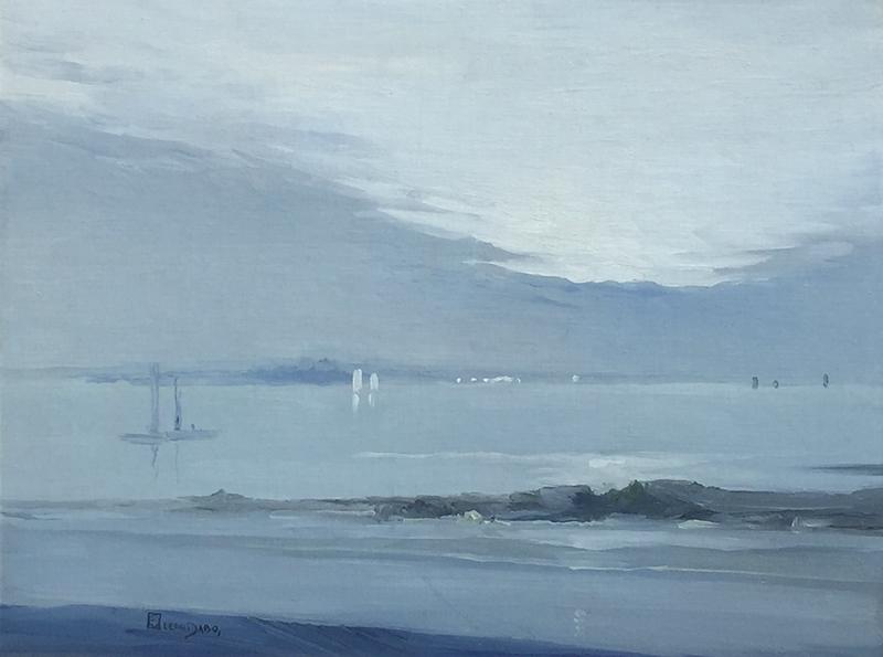 Leon Dabo the Sea Ocean Ships