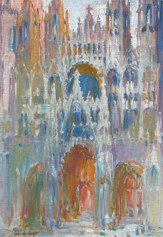 Gino Conti | Rouen Cathedral