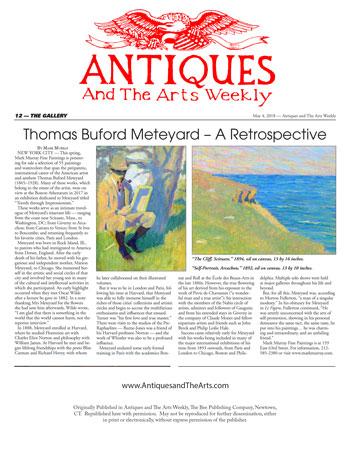Thomas Buford Meteyard - An Appreciation