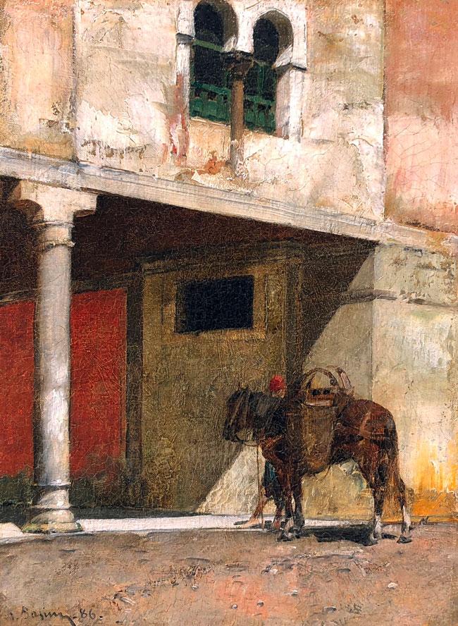 ALBERTO PASINI |  Souvenir d'Orient