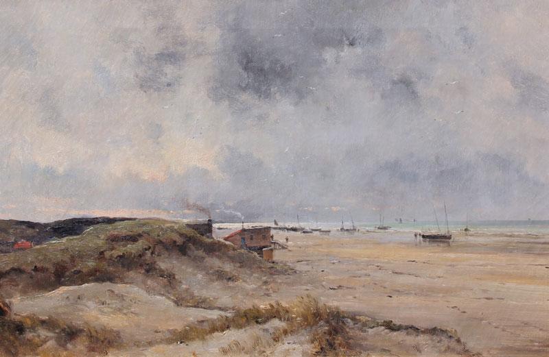 IWill - Marie Joseph Leon Clavel ~ Dunes de Flandre