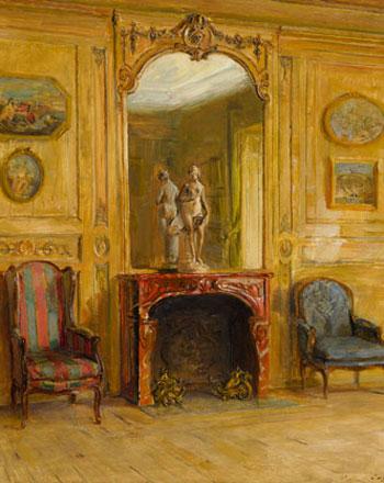 WALTER GAY (1856–1937)  An Elegant Interior
